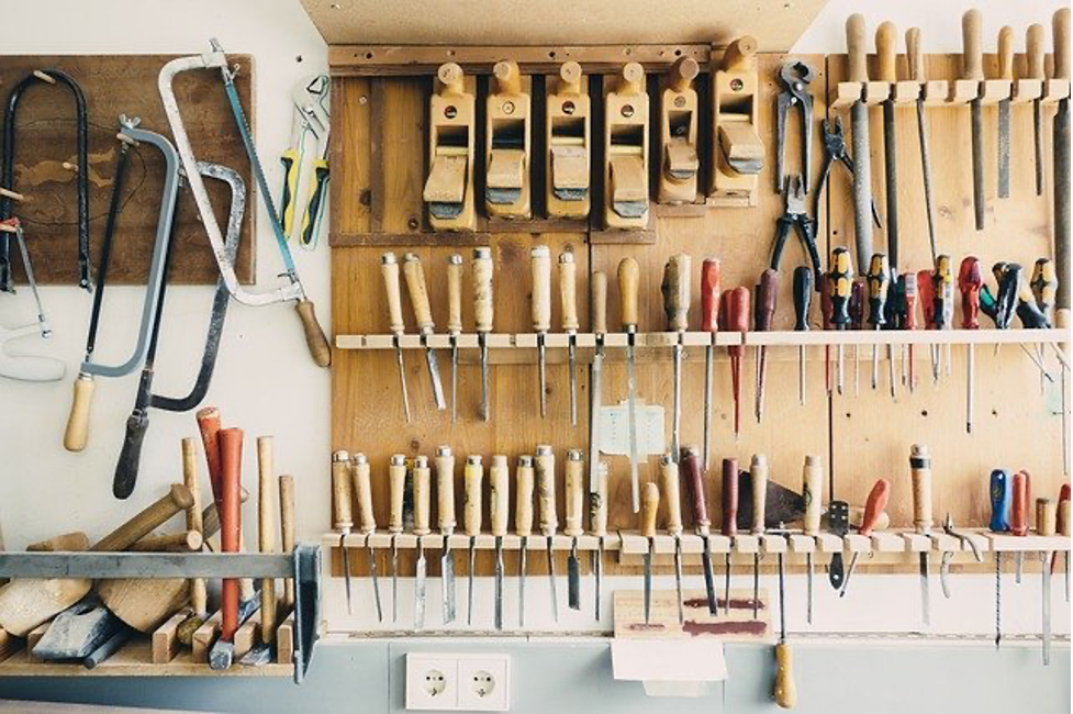 Ring in the New Year With an Organized Garage
